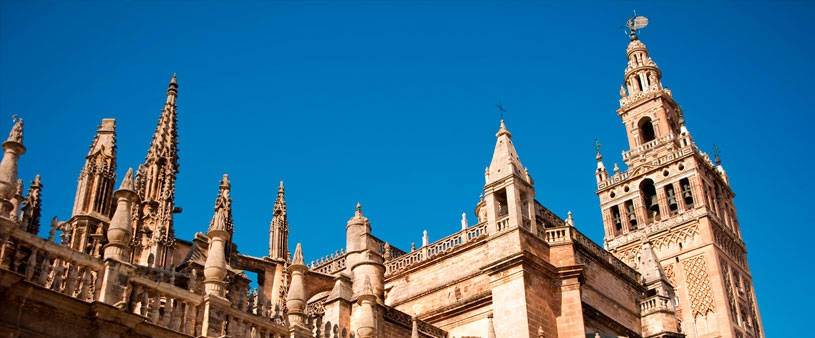 The Giralda of Seville 1177