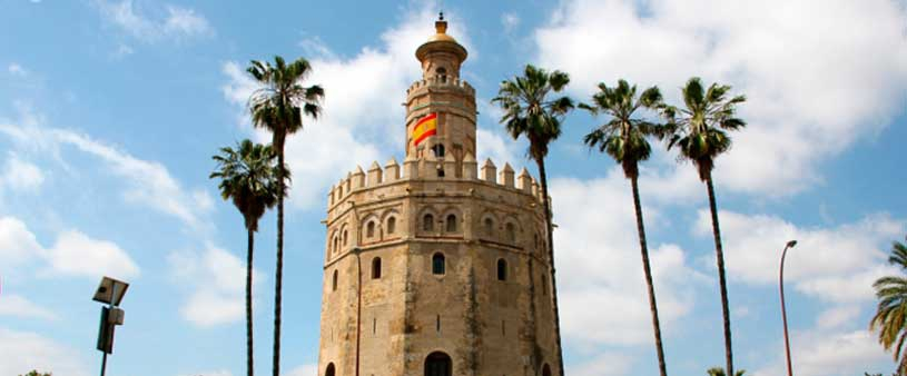 Golden Tower of Seville 1215