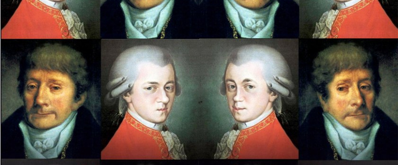 """the competition between wolfgang mozart and rival antonio in the movie amadeus The competition between antonio salieri and """"the impresario"""" gets composed but antonio salieri triumphs wolfgang amadeus mozart was widely known in."""