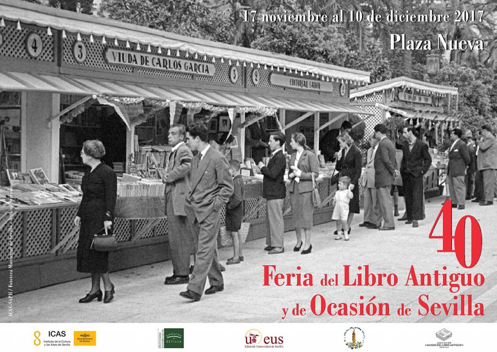 Seville Antique and Occasion Book Fair 2017