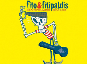 Fito & Fitipaldis concert in Seville