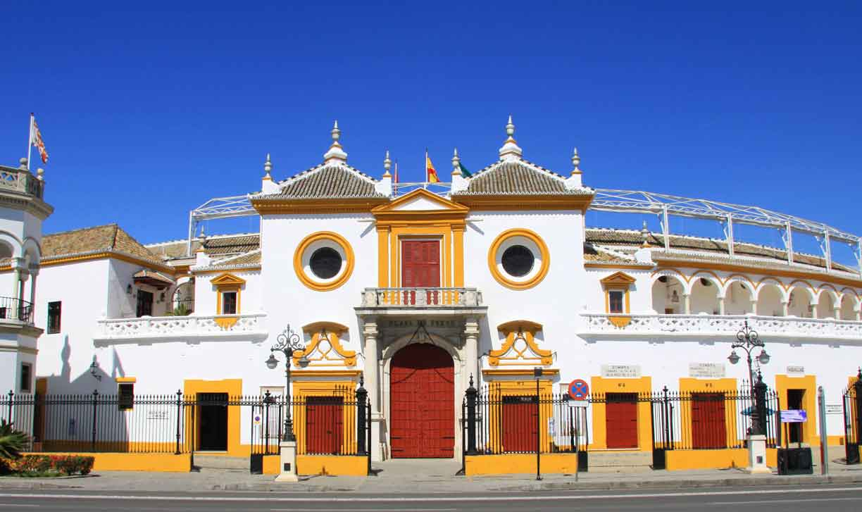 Hotel close to the Maestranza de Sevilla