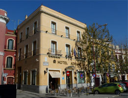 Hotels in Seville