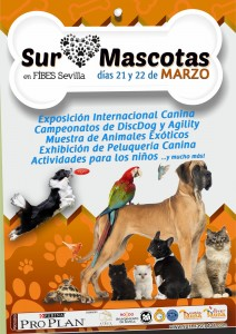 Pet Fair at Fibes in Seville